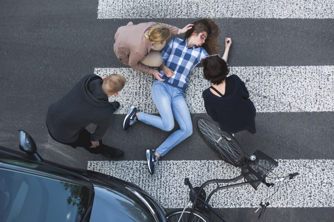 Pedestrian Accidents | Grossman Law Offices